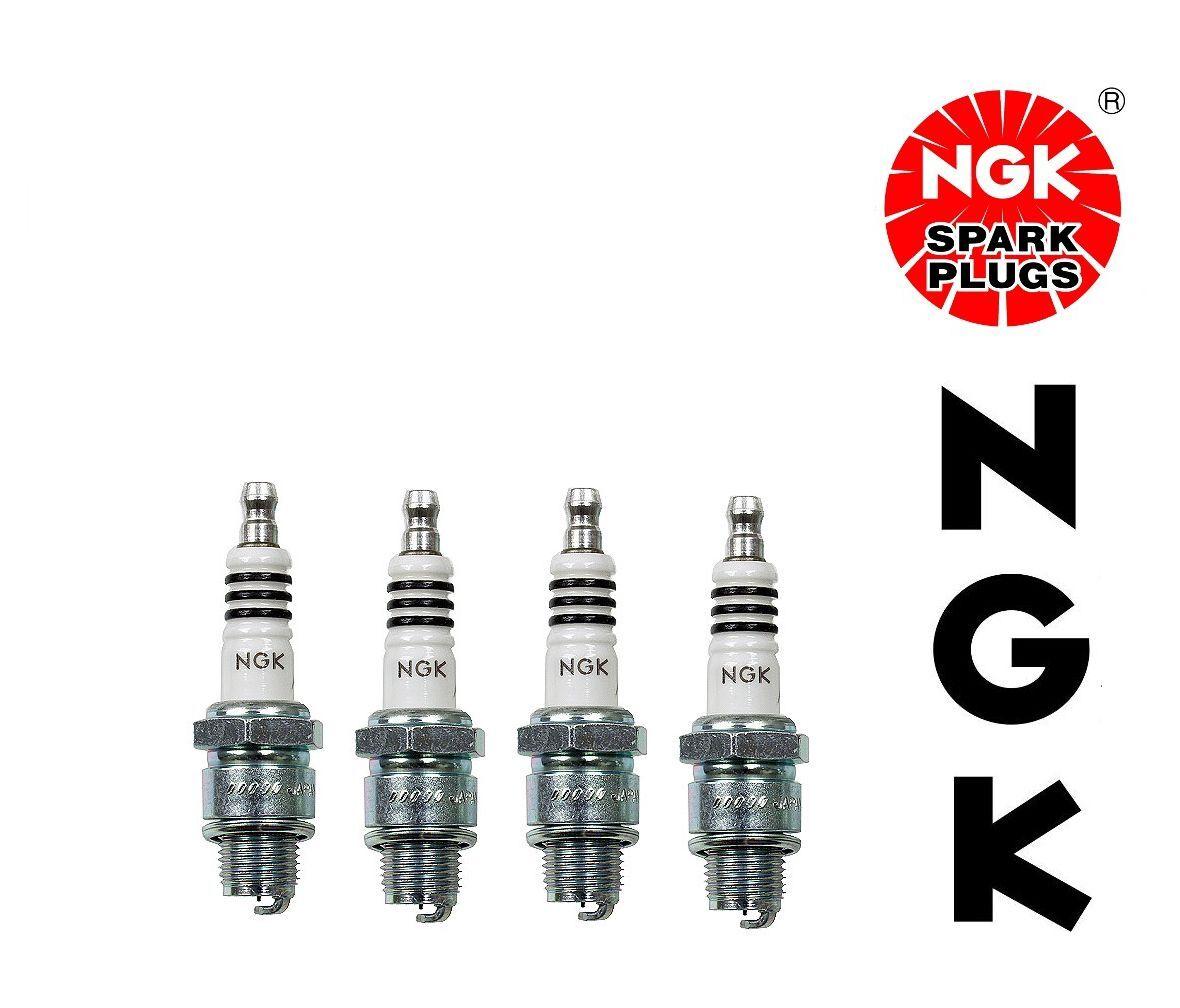 6 X New NGK IRIDIUM IX Resistor Performance Power Spark Plugs DCPR9EIX # 2316