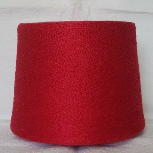 Baumwolle Polyacryl Viskose • BLUT • NM 30//2 • TVU Garn Viscose Kone