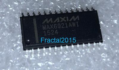 1pcs MAX6921AWI MAX6921A MAX6921 SOP28 IC Maxim Integrated