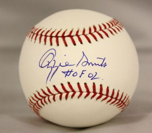 Ozzie Smith HOF Autographed Rawlings OML Baseball- JSA W Authenticated