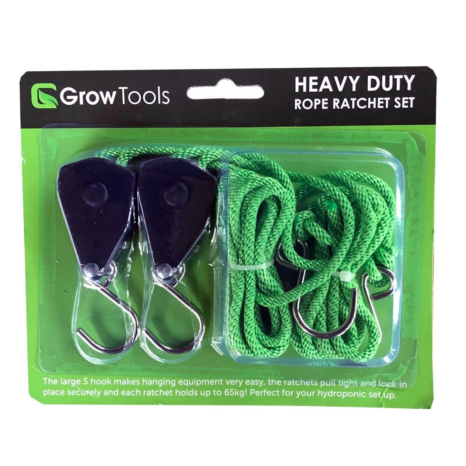 Heavy Duty Rope Ratchet