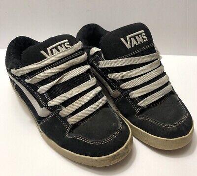 Vans Skate Shoes Morgen (Skull) Size 7