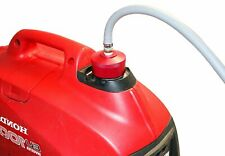 Extended Run Fuel Gas Cap Red For Honda Generator Eu2000i Eu2200i 14npt Line