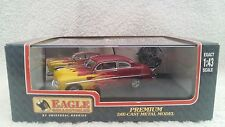 Universal Hobbies 1949 mercury club coupe street rod  Eagles Race 1:43 #1554