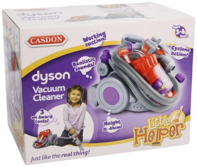NEW CASDON TOY DYSON DC22 KIDS VACUUM CLEANER 624