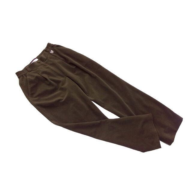 Pantalones De Mujer Marrón Auténtico utilizado Chloe  B537  muy popular