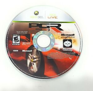 Project-Gotham-Racing-3-Microsoft-Xbox-360-2005-Disc-Only-FREE-SHIPPING
