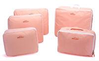 5 Pcs Travel Luggage Packing Cube Bag Set Clothes Storage Bags Travel Kit