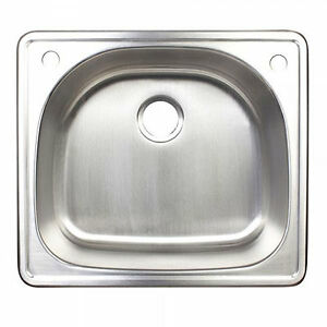 Franke Bar Sink : Franke-FSG902-18BX-TopMount-Single-Bowl-Ktichen-Bar-Utility-Stainless ...