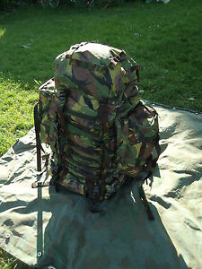 rucksack mit seitentaschen nl dpm tarn 130 l ebay. Black Bedroom Furniture Sets. Home Design Ideas