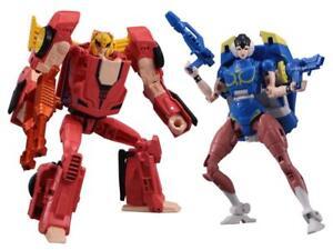 Misb Aux Etats-Unis - Le Transformers X Street Fighter entre Ken et Arcee Chun-li