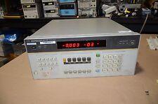 Hp Agilent 8901b Modulation Analyzer Option 001 Non Working