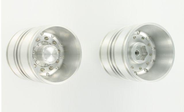 1 14 Alu Hinterradfelge rundloch (2) Carson Modellsport - t500907160  | Großer Räumungsverkauf