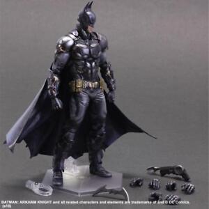 Play-Arts-Kai-Batman-Dawn-Justiz-Arkham-Knight-PVC-Action-Figur-Modell-Spielzeug