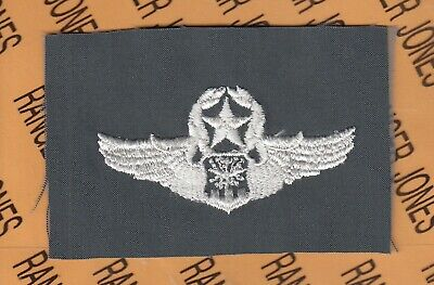 USAF 1979 Communications Squadron COMMS SQ OD Green patch