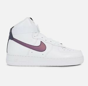Nike Air Force 1 High '07 LV8 White Chameleon Irridescent 806403 102 AF1 Uptown