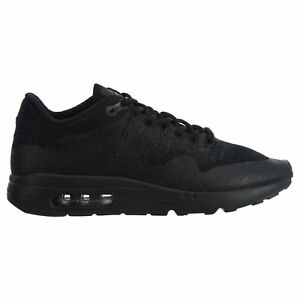 9dfdba414ac Nike Air Max 1 Ultra Flyknit Men s Running Shoes Black Anthracite ...