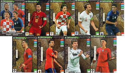 CRISTIANO RONALDO #6 RARE TOP MASTER ADRENALYN ROAD TO EURO 2020 CARDS PANINI