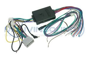 Radio Wire Harness Interface Aftermarket Stereo Installation ... on