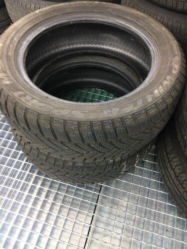 1 von 1 - 2 x Dunlop Winter Sport 5 205/55 R16 91H M+S