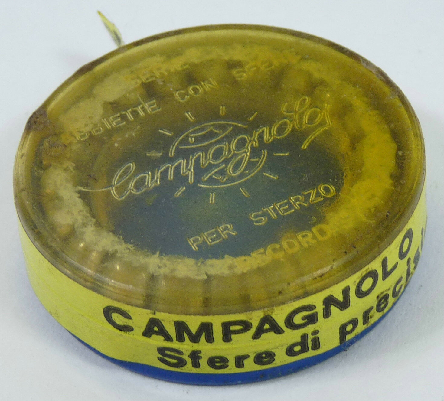 Campagnolo Record Headset Bearings   20 X 3 16  Ball Bearings Vintage 1  NOS  good reputation