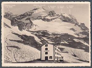 Ufficio Postale Via Monte Rosa Novara : Vercelli valsesia monte rosa 14 albergo cartolina fotog ebay