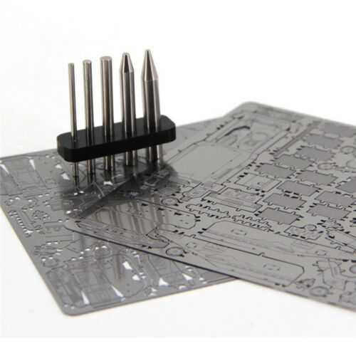 Coherer 3D Metal Puzzles Assembly Bending Tool Used to Roll the Models Quality