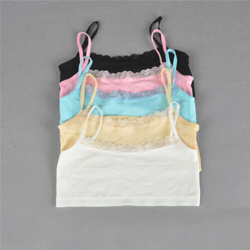 Teenage Underwear For Girls Cutton Lace Young Training Bra For Kids Clothing TSP
