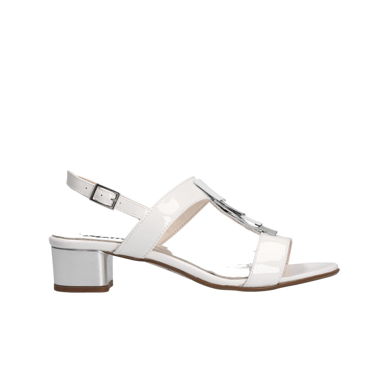 MELLUSO donna Sandalo mod. scarpe donna MELLUSO bianco elegante mod. Sandalo 135525