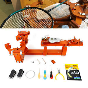 Badminton-Tennis-Racquet-Racket-Stringing-Machine-USA-STOCK