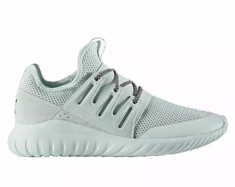 Adidas Adidas Adidas tubulare radiale uomini scarpe da corsa ghiaccio verde Uomota s76717 dimensioni 9.5 f1f255