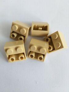 8 x LEGO® 3660 Systemstein,Baustein,Dachsteine in schwarz negativ 2x2//45°neu.