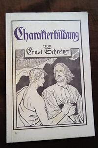 Charakaterbildung-desde-su-sano-duelo-infunde-4-Ernst-carpintero-de-aprox-1910-XX