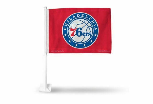 Rico Industries NBA Unisex-Adult Car Flag