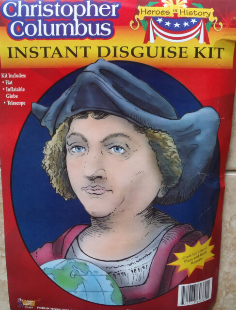 BEETHOVEN INSTANT DISGUISE KIT HEROES IN HISTORY WIG /& ASCOT