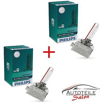 2x Philips X-TremeVision D1S GEN2 bis zu 150% mehr Xenon-Brenner 85415XV2 C1 /91