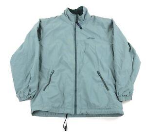 Vintage-LL-Bean-Jacket-Womens-Size-Large-Fleece-Lined-Winter-Coat