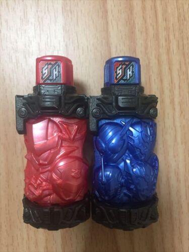Used Kamen Rider Build Super Sentai Full Bottle Bandai Televi-kun Limited Rare