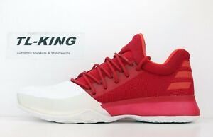 3fd73d1eea6c Image is loading Adidas-James-Harden-Vol-1-Boost-Red-White-