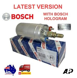 GENUINE-BOSCH-044-RACING-EXTERNAL-FUEL-PUMP-0580254044-E85-UNIVERSAL-BOSCH-SEAL