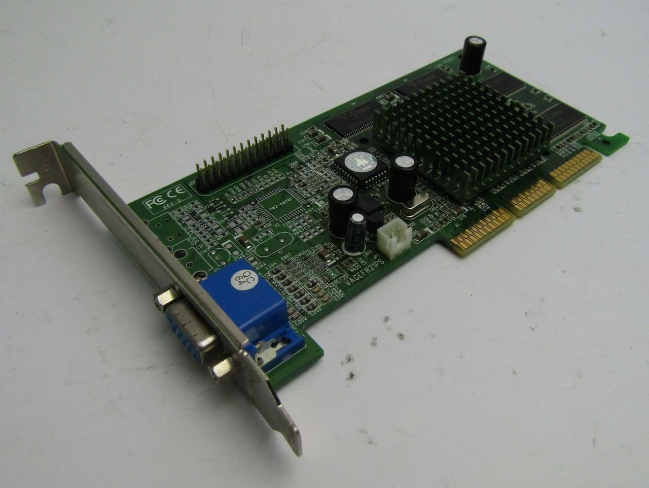 64MB NVIDIA GeForce 2 MX400 64M PV