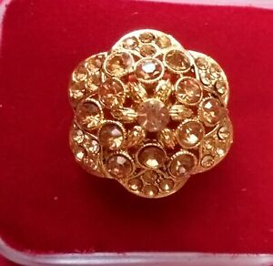 Jewelry & Watches Indian Asian Bridal Jewellery Bollywood Party Ethnic Wear Adjustable Kundan Ring Easy To Use