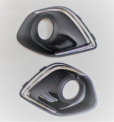 new fog light bezel grille  RH LH set 2013-15 Mitsubishi Outlander Sport ASX RVR