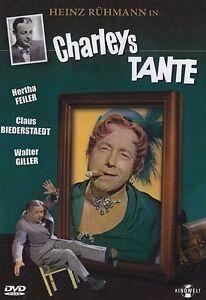 CHARLEY-039-S-TANTE-Heinz-Ruehmann-Walter-Giller-Paul-Hoerbiger-NEU-OVP