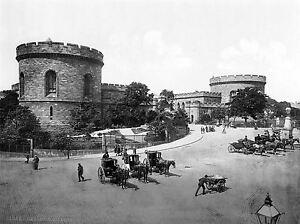 CARLISLE-CITADEL-ENGLAND-VINTAGE-HISTORY-OLD-BW-PHOTO-PRINT-POSTER-ART-349BWLV