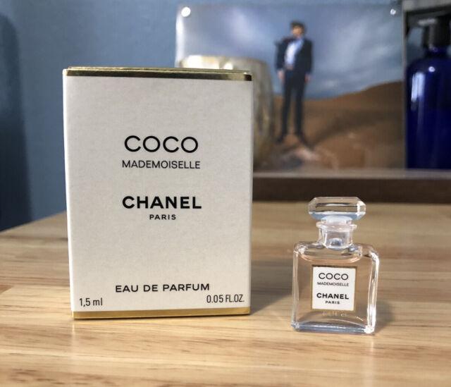 CHANEL Coco Mademoiselle EDP Micro Mini Collectible Bottle 1.5mL In Box