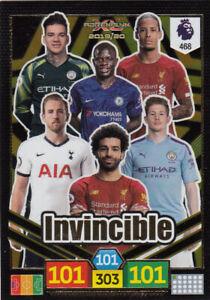 Panini-Adrenalyn-XL-19-20-2020-Premier-League-Einzel-Karten-Auswahl-aussuchen