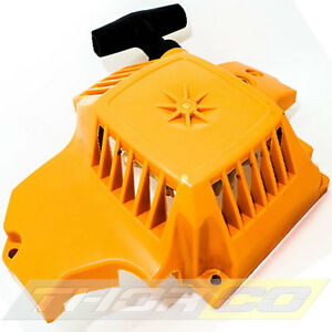 PULL-START-STARTER-NEW-FOR-RECOIL-ASSEMBLY-ASSY-TO-FIT-PARTNER-CHAINSAW-350-351