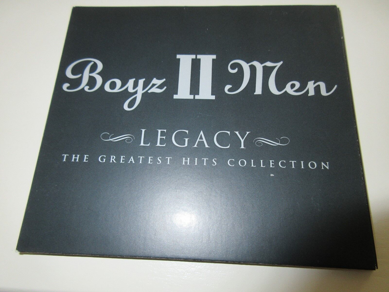 Boyz II Men , LEGACY , The Greatest Hits Collection , C