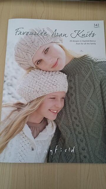Sirdar-504 Hayfield Aran Homewares 504 Knitting Pattern Book Aran
